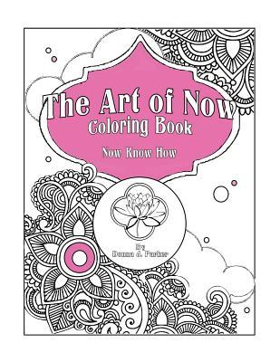 The Art of Now Coloring Book