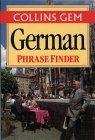 German Phrase Finder