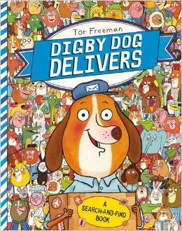 Digby Dog Delivers