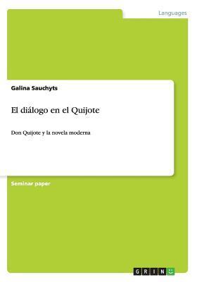 El diálogo en el Quijote