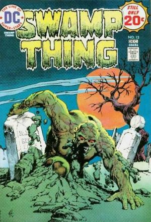 Swamp Thing Vol.1 #13
