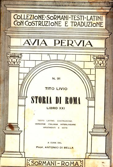 Storia di Roma - Libro XXI