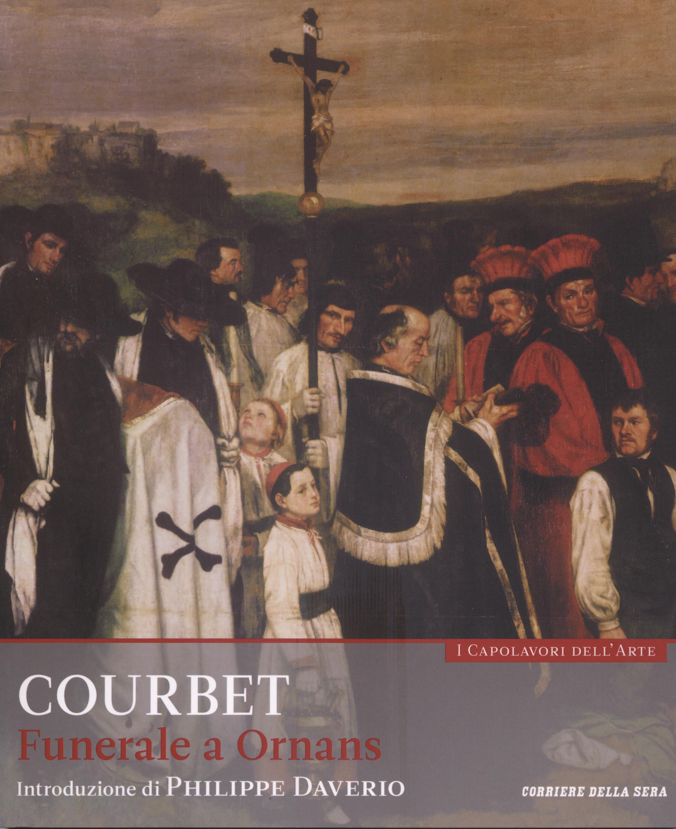 Courbet - Funerale a Ornans
