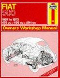 Fiat 500 Owner's Workshop Manual