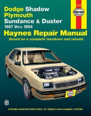 Haynes Dodge Shadow,...