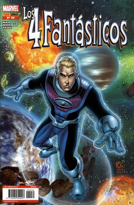 Los 4 Fantásticos Vol.1 #30 (de 34)