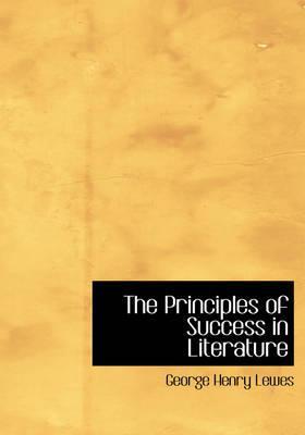 The Principles of Success in Literature