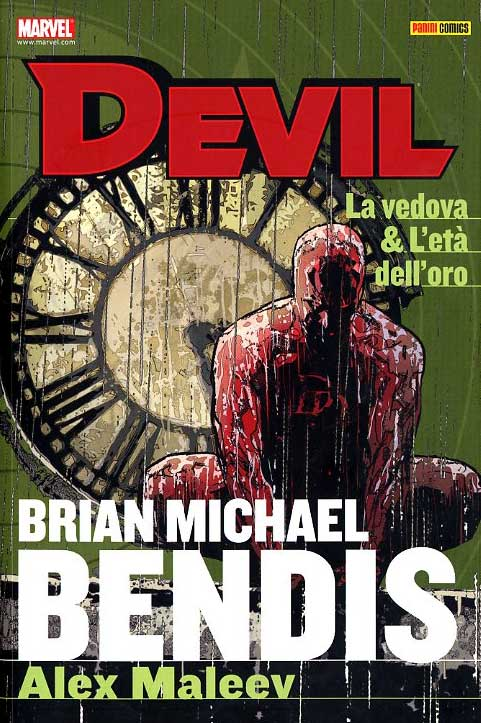Devil Brian Michael Bendis Collection vol. 4