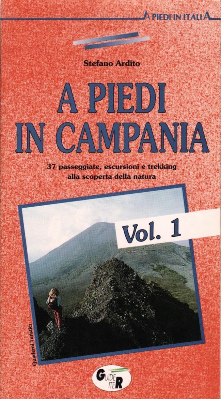 A piedi in Campania, Vol. 1