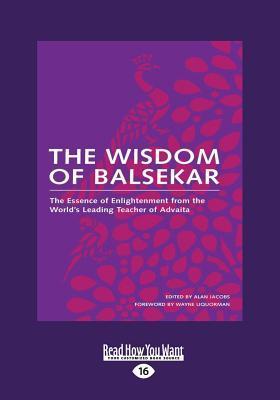 The Wisdom of Balsekar