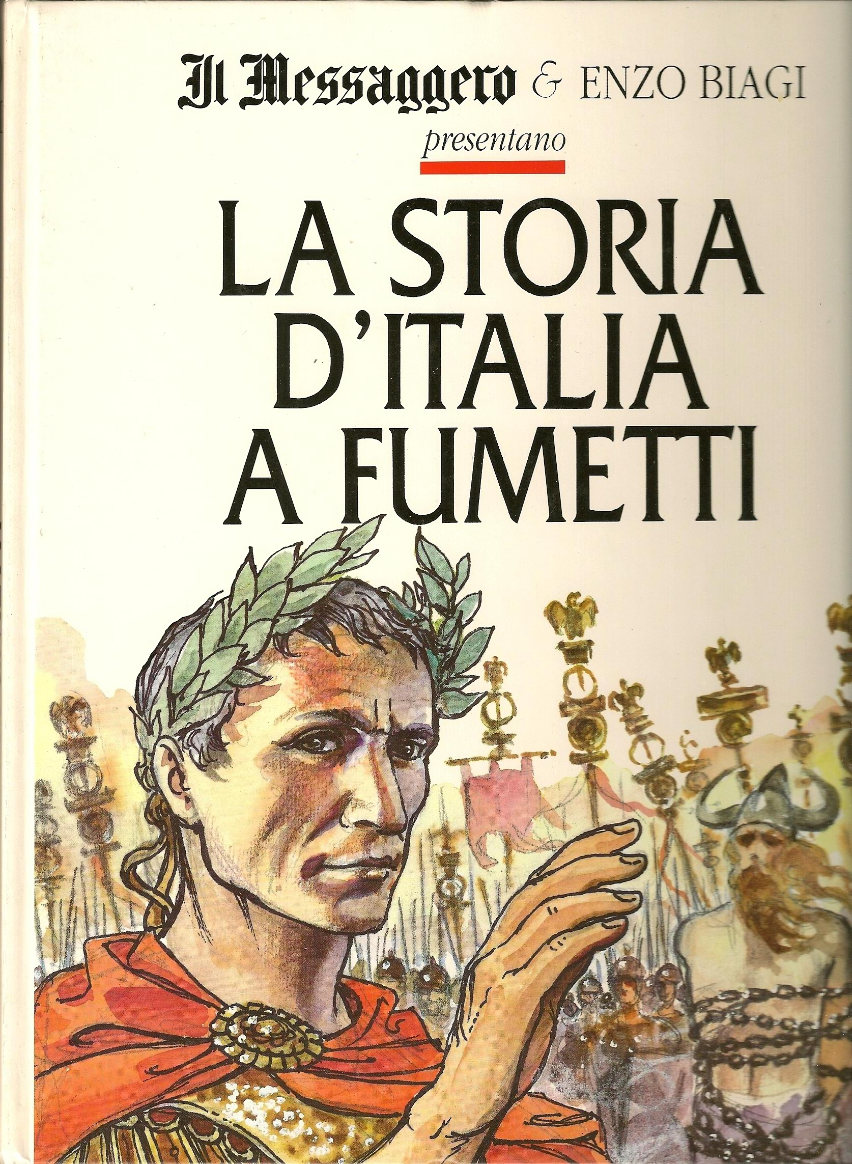 La storia di Italia a fumetti