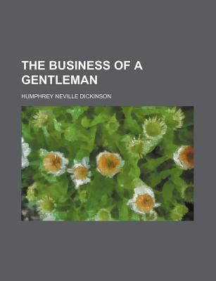 The Business of a Gentleman