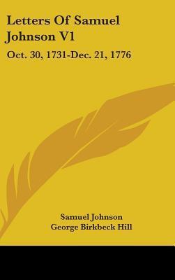 Letters of Samuel Johnson V1