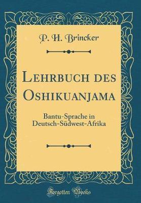 Lehrbuch des Oshikuanjama