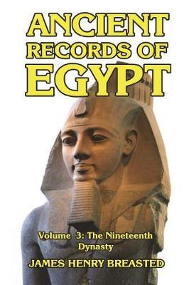 Ancient Records of Egypt Volume III