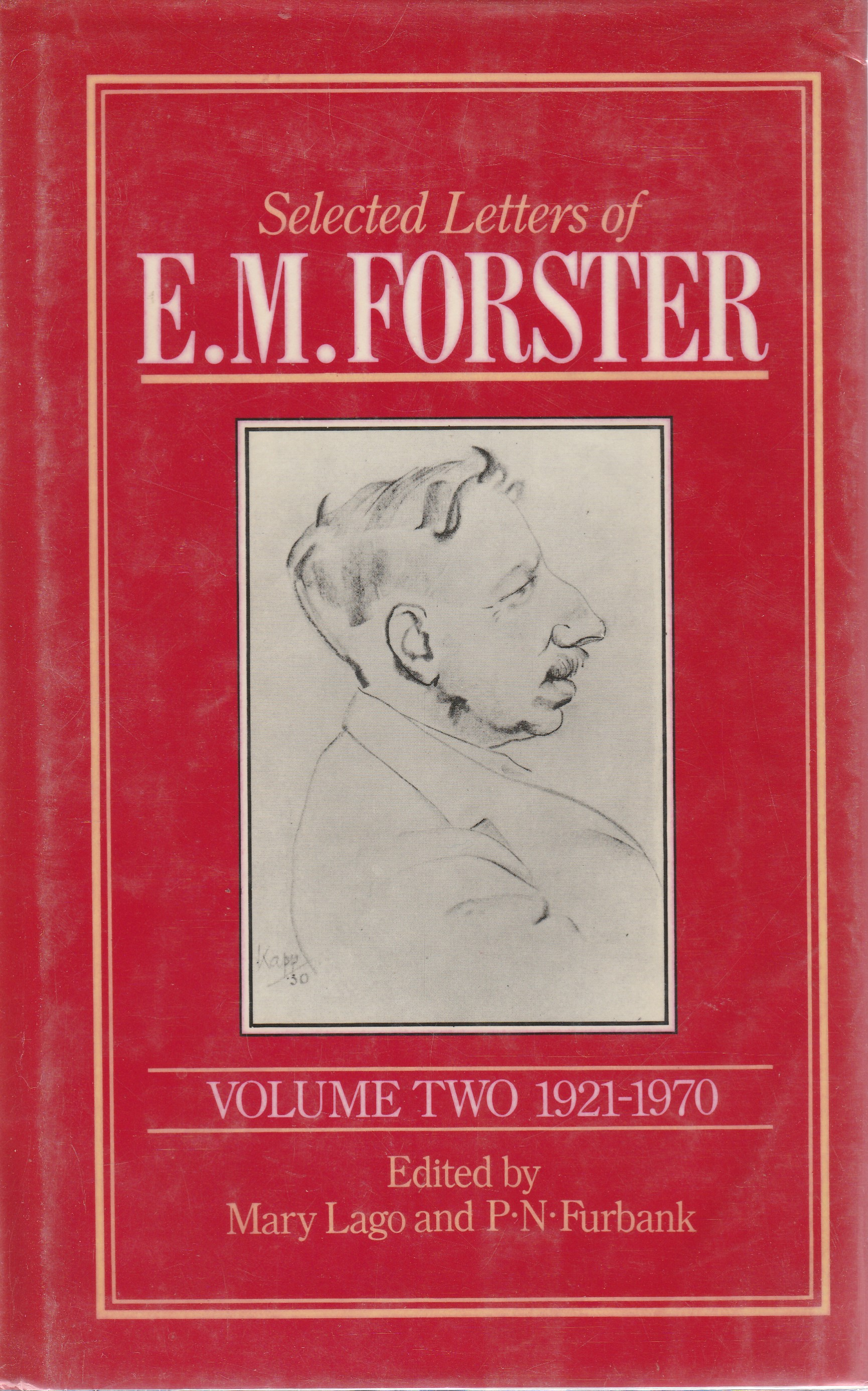 Selected Letters of E.M. Forster