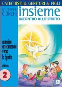 Catechisti & genitori & figli. Insieme incontro allo Spirito. Cammino catecumenale verso lo Spirito. Cresima