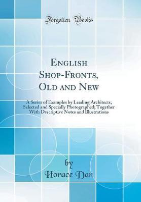 English Shop-Fronts,...