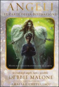 Angeli. Le carte della divinazione. Con 36 carte