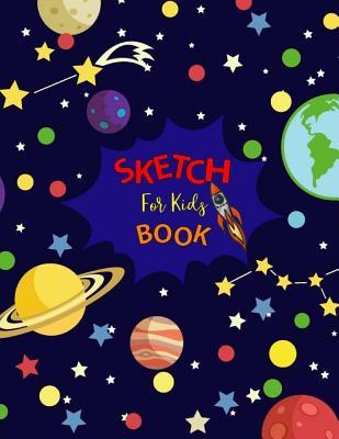 Sketch Book For Kids