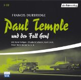 Paul Temple und der Fall Genf [3 CD's Audiobook]