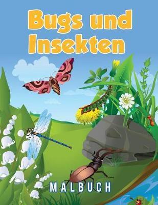 Bugs und Insekten Malbuch