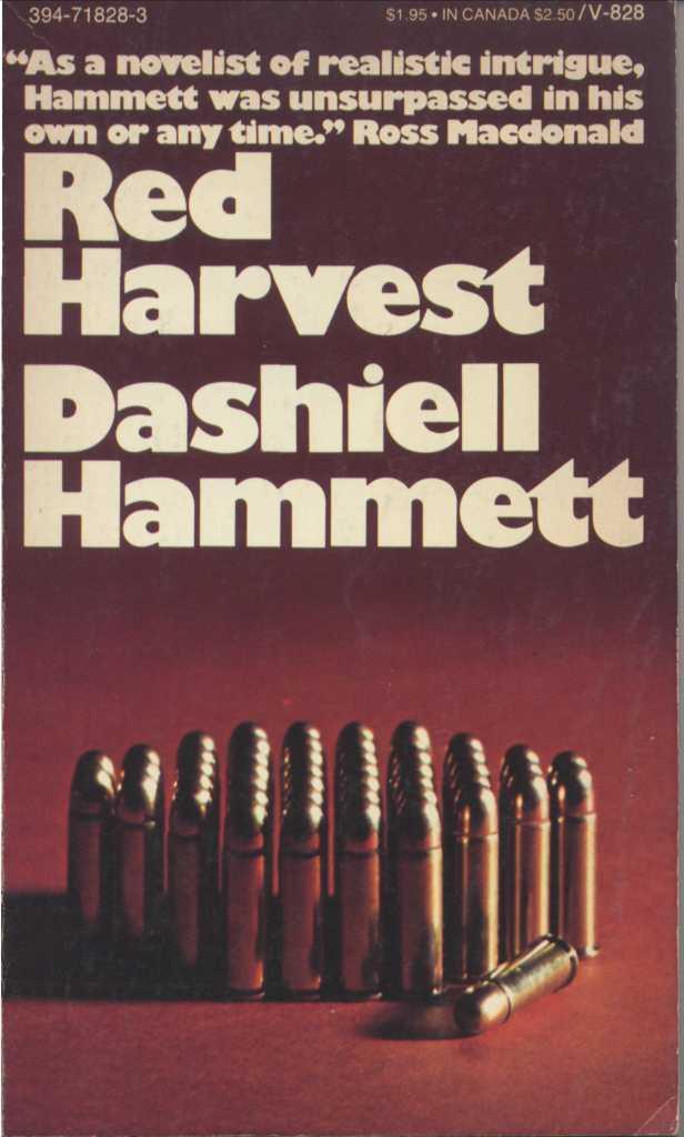 Red Harvest V828