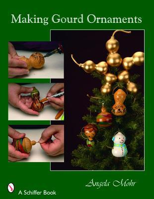 Making Gourd Ornaments For Holiday Decorating