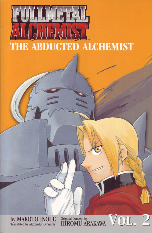 The Abducted Alchemi...