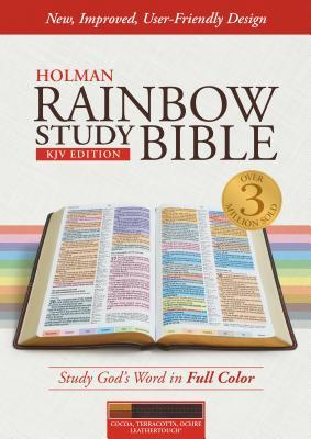 Holman Rainbow Study Bible Holy Bible