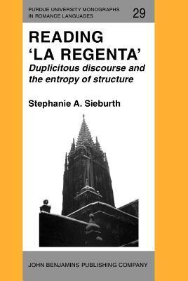 Reading LA Regenta
