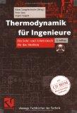 Thermodynamik für Ingenieure.