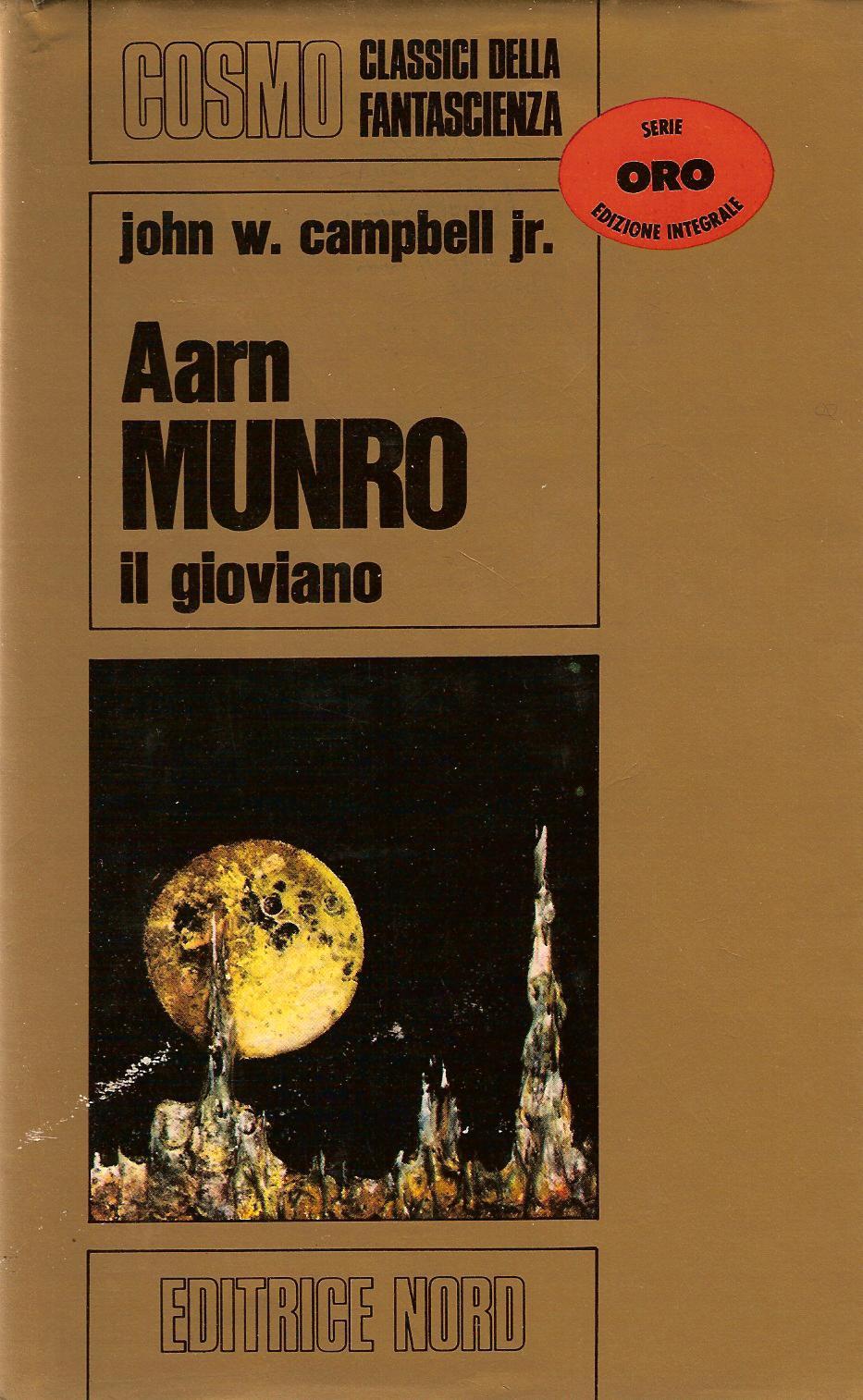 Aarn Munro il Giovia...