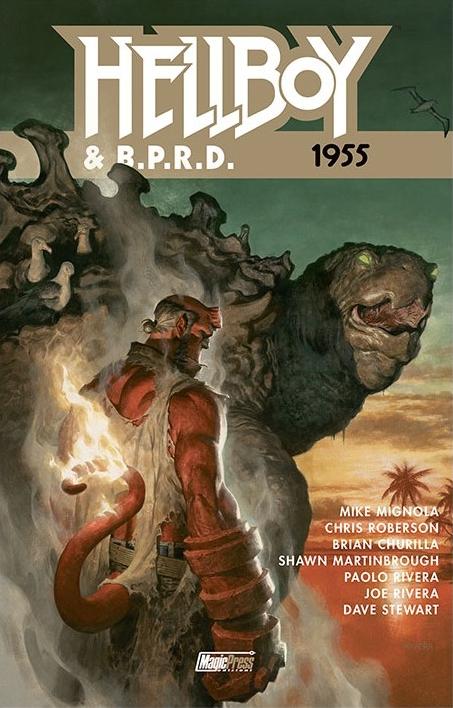 Hellboy & B.P.R.D. vol. 4