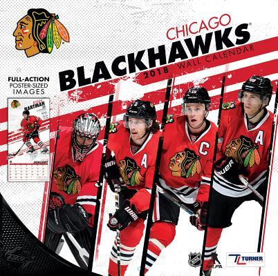 Chicago Blackhawks 2018 Calendar