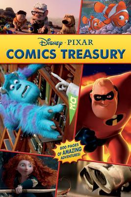 Disney Pixar Comics Treasury