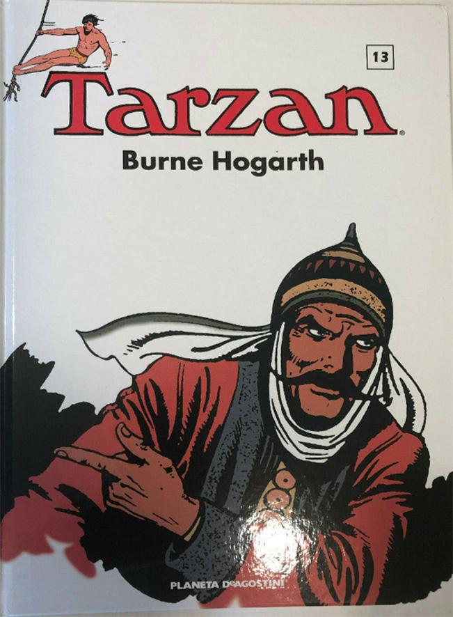 Tarzan (1943-1944) vol. 13