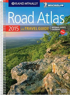 Rand McNally 2015 Road Atlas & Travel Guide