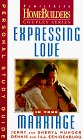 Expressing Love in Your Marriage