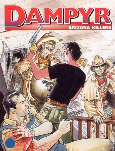 Dampyr vol. 29