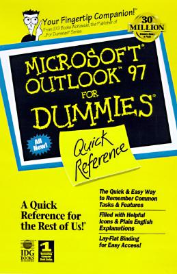 Microsoft Outlook 97 for Windows for Dummies