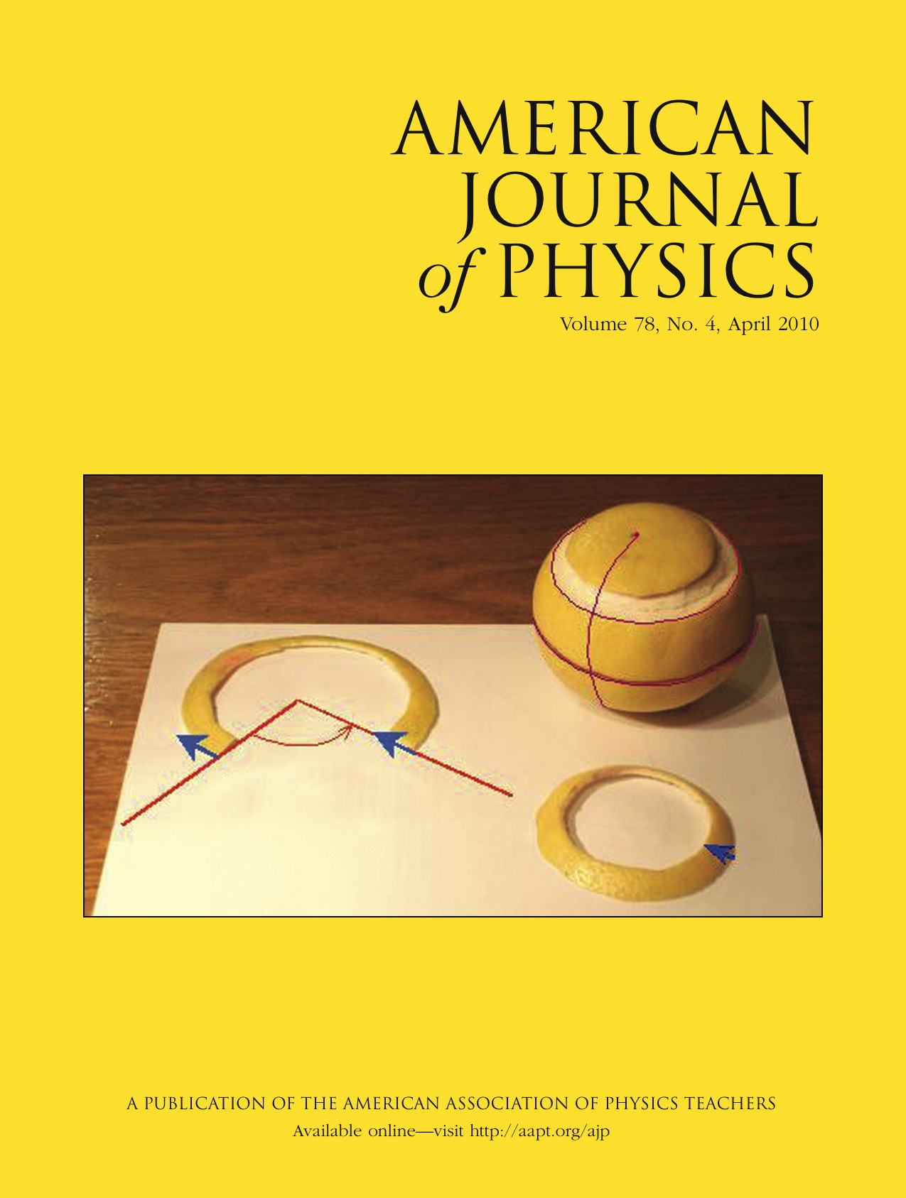 American Journal of Physics