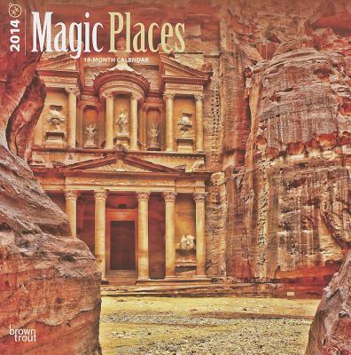 Magic Places 18-Month 2014 Calendar