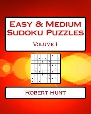 Easy & Medium Sudoku Puzzles