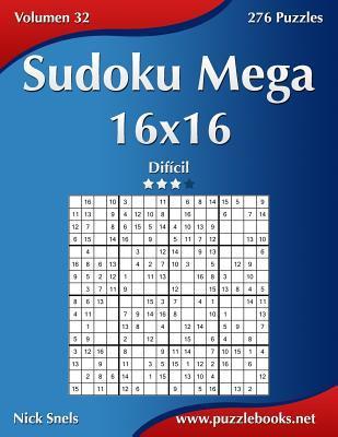 Sudoku Mega 16X16
