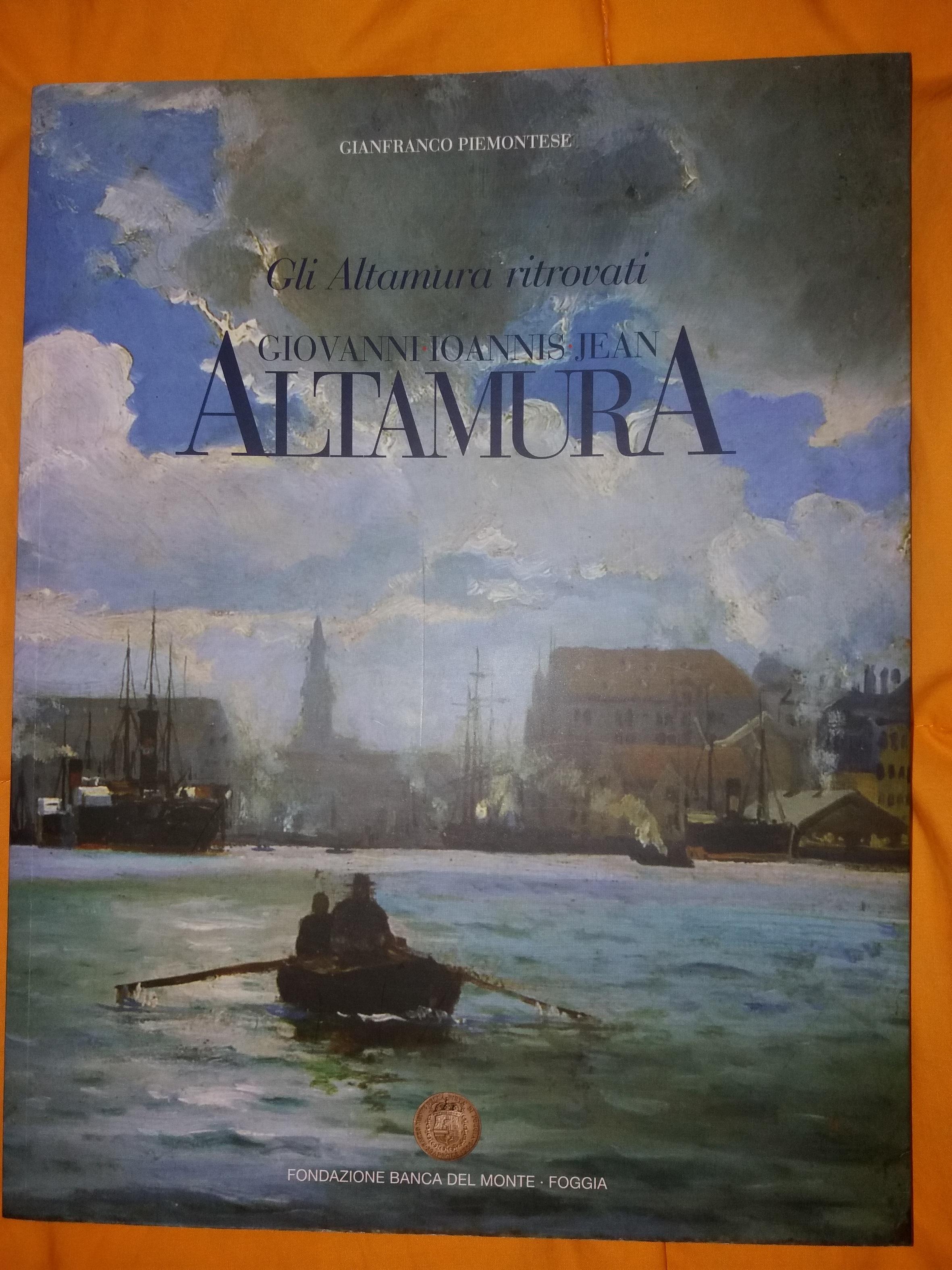 Giovanni Ioannis Jean Altamura