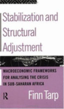 Stabilization and Structural Adjustment