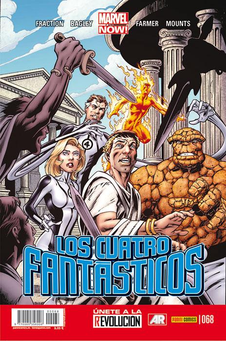 Los Cuatro Fantásticos Vol.7 #68