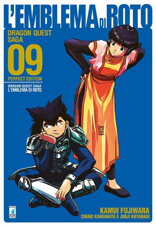 Dragon Quest Saga: L'Emblema di Roto vol. 9