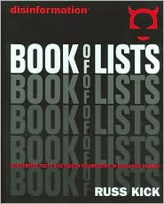 The Disinformation Book of Lists